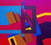 Viszonyok, 1981, a, v, 90x100 cm