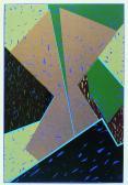 A jó hírt hozó angyal, 1994, 59x40 cm